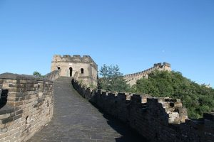 Mutianyu Great Wall China