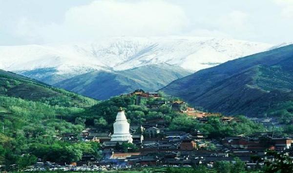 Travels of Mount Wutai