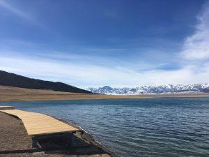 travels of yili beautiful xinjiang